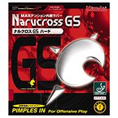 Nittaku Narucross GS Hard Table Tennis Rubber