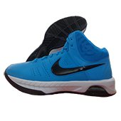 Nike Air Visi Pro VI Basket Ball Shoe Sky Blue