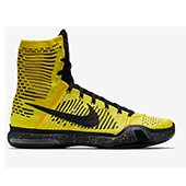 Nike Kobe X Elite Coda Basket Ball Shoe Yellow and Black