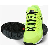 Nike Zoom Vapor 9.5 Tour Green Tennis Shoes