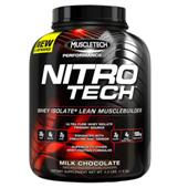 Muscletech Nitrotech Performance Series 4 Lbs Chocolate