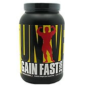 Universal Nutrition Gain Fast 3100 Chocolate Mass Gainers 2.55Lbs