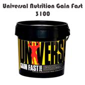 Universal Nutrition Gain Fast 3100 Chocolate Mass Gainers 5 point 1 lbs