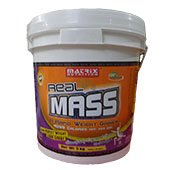 Matrix Real Mass Chocolate 11 lb Mass Gainer