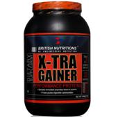 British Nutritions X TRA Gainer 1000 gm
