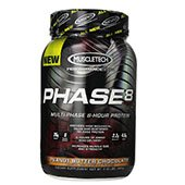 MuscleTech Phase 8 Chocolate 2lbs