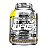 MuscleTech Platinum 100 Whey Protein 5LBS