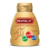 Ranbaxy Revital Unflavoured 60 capsules