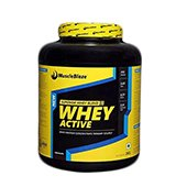 MuscleBlaze Whey Protein 4.4lbs Rich Chocolate