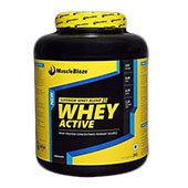 MuscleBlaze Whey Active Chocolate 4.4lbs