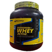 MuscleBlaze Whey Active Chocolate 2.2lbs