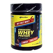 MuscleBlaze Whey Protein My First Whey 0.72 lbs