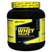 MuscleBlaze Whey Isolate 2.2lbs