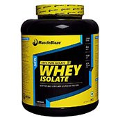 MuscleBlaze Whey Isolate 4.4lbs