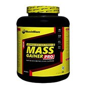 MuscleBlaze Mass Gainer PRO 6.6Lbs Chocolate