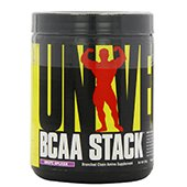 Universal Nutrition BCAA Stack, 250 g (Grape)