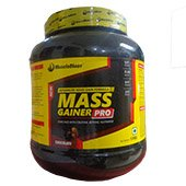 MuscleBlaze Mass Gainer Pro, Chocolate 3.3LBS