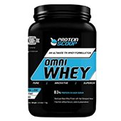 Protein Scoop Omni Whey 2 point 2lbs Chocolate