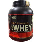 ON Gold Standard 100 Whey Protein Double Rich Chocolate 5 lbs