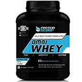 Protein Scoop Omni Whey 4lbs Chocolate