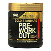 ON Gold Standard Pre Workout 0.66 lb Fruit Punch