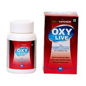 Nutriwatchers Oxy Live 60 VEG Capsules