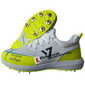 Payntr Spike Cricket Shoes