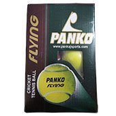 Panko Flying Soft Green Cricket Tennis Ball