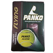 Panko Flying Hard Red Cricket Tennis Ball