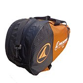 Prokennex International Tour Badminton Kit Bag Orange and Black