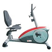 Powermax Fitness GH 704 Magnetic Recumbent Bike