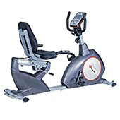 Powermax Fitness GH 275 Magnetic Recumbent Bike