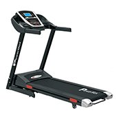 Powermax Fitness TDA 220 Multifunction Motorized Treadmill