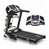 Powermax Fitness TDA 335 Multifunction Motorized Treadmill