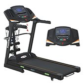 Powermax Fitness TDA 340 Multifunction Motorized Treadmill