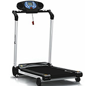 Powermax Fitness TDM 90 Motorized Treadmill 1.5 HP Continuous