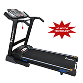 Powermax Fitness TAA 330 Motorized AC Treadmill