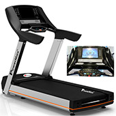 Powermax Fitness TAC 2650 Heavy Commercial Motorized AC Treadmill
