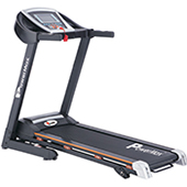 Powermax Fitness TDA 120 Motorized Treadmill
