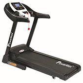 Powermax Fitness TDA 125 Motorized Treadmill