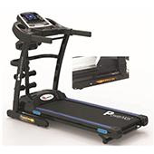 Powermax Fitness TDA 330 S Multifunction Motorized Treadmill