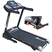 Powermax Fitness TDM 100 S Motorized Treadmill With Jumping Wheels