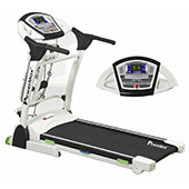 Powermax Fitness TDA 330 Multifunction Motorized Treadmill