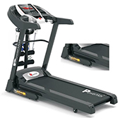 Powermax Fitness TDM 105M Auto Lubricating Multifunction Treadmill