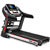 Powermax Fitness TDA 260 Multifunction Motorized Treadmill