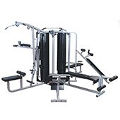 POWERMAX FITNESS MC 1000 Multi Gym 10 Station Commercial Multigym