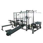 POWERMAX FITNESS MC 1200 Multi Gym 12 Station Commercial Multigym