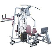POWERMAX FITNESS MC 200 Multi Gym 2 Station Commercial Multigym