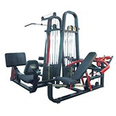 POWERMAX FITNESS MC 430 Multi Gym 4 Station Commercial Multigym