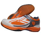 PRO ASE 2015 Badminton Shoe White and Orange